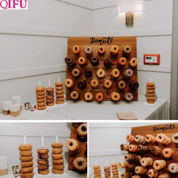 Donut Wall Stand Decoration For You