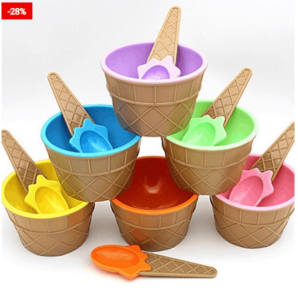 Dessert Cups Ice Cream Bowls For You